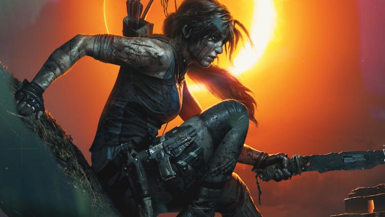 Novo vídeo mostra a evolução de Lara Croft até Shadow of the Tomb Raider