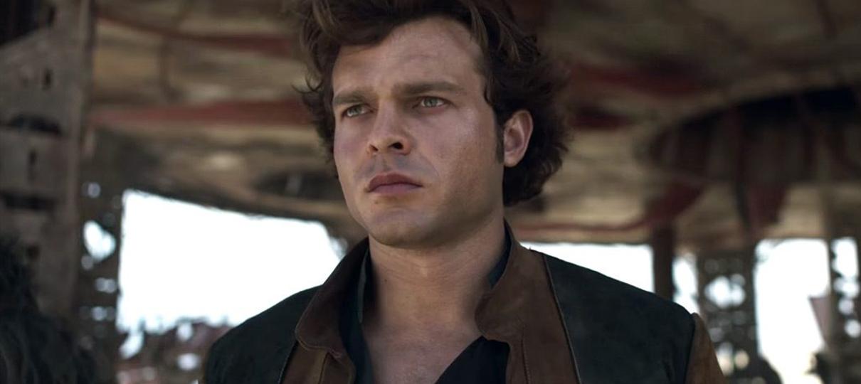 Han Solo | Falta de marketing causou o fracasso comercial, dizem analistas