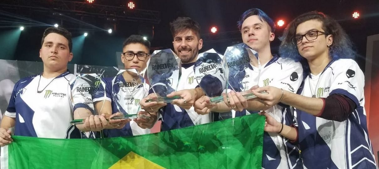 Team Liquid vence Pro League 7 de Rainbow Six Siege