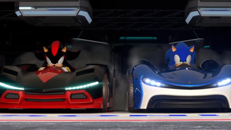 Team Sonic Racing é revelado oficialmente