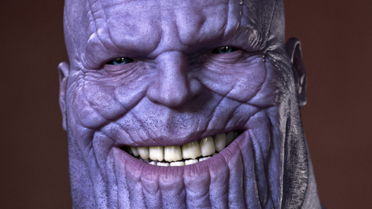 Thanos desembarca no mundo de GTA V para destruir Los Santos