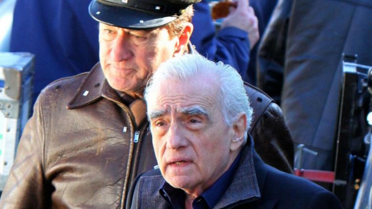 The Irishman, novo filme de Martin Scorsese, tem mais de 300 cenas