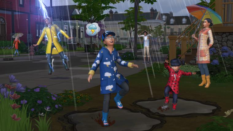 The Sims 4 Estações ganha data de lançamento
