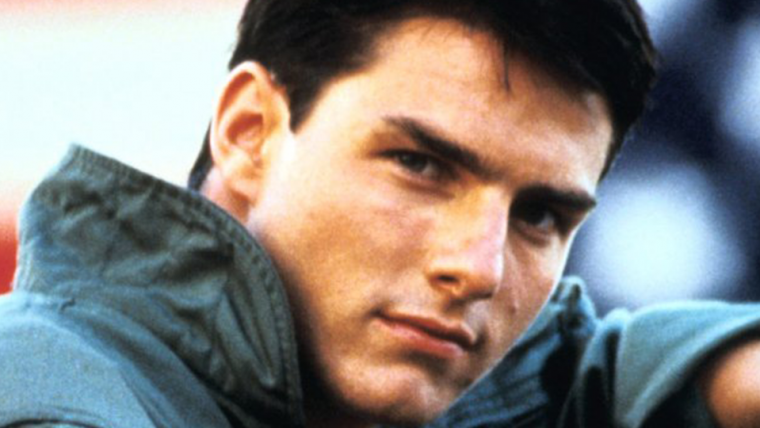 Tom Cruise compartilha primeira foto das filmagens de Top Gun: Maverick