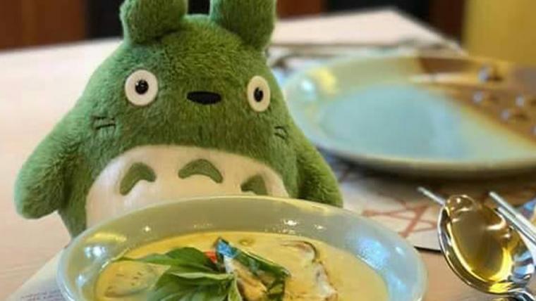 Primeiro restaurante temático do Totoro será aberto na Tailândia