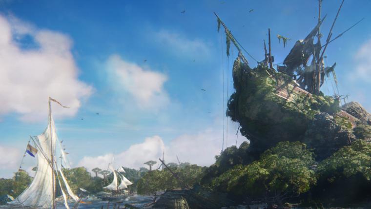 Skull and Bones, jogo de piratas da Ubisoft, é adiado