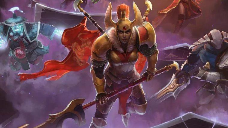 Artifact, próximo jogo da Valve, ganha novo vídeo de gameplay