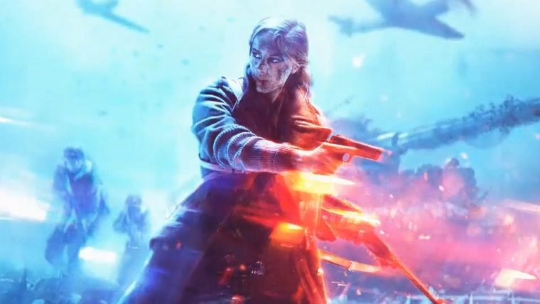 Battlefield V terá modo Battle Royale