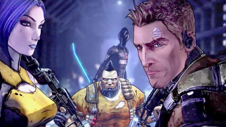 Borderlands 3 não estará na E3 2018, diz Gearbox