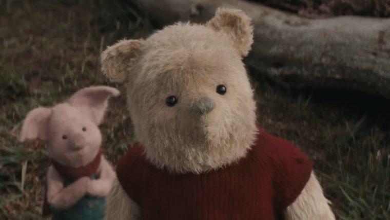 Christopher Robin reencontra o Ursinho Pooh e seus amigos no novo trailer do filme