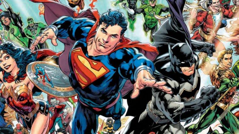 DC anuncia oficialmente seu serviço de streaming: DC Universe