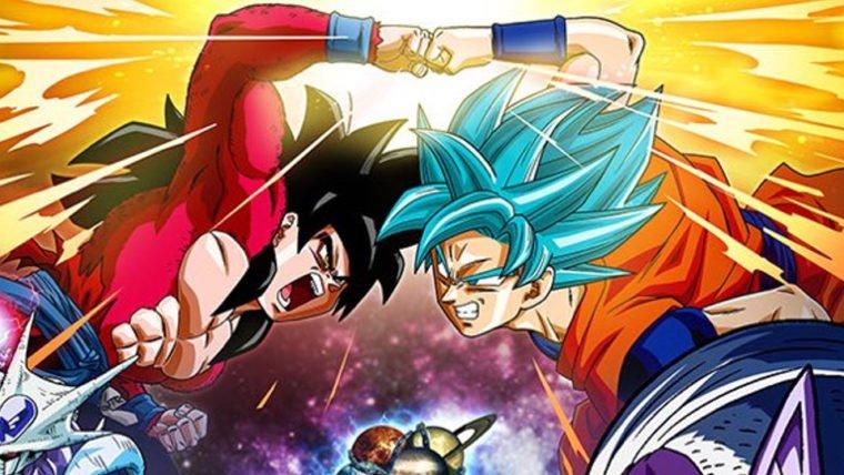 Super Dragon Ball Heroes vai ganhar um anime promocional