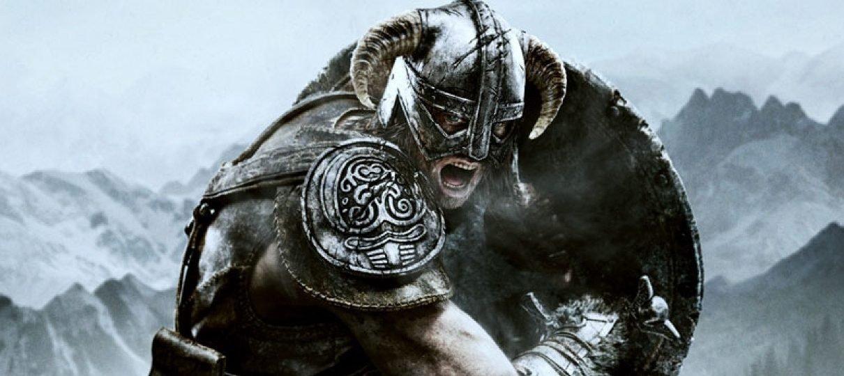 Fabricante de brinquedos sugere existência de The Elder Scrolls VI