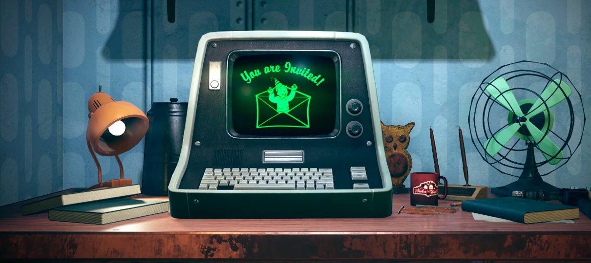 Fallout 76 | Bethesda pode ter escondido a data de lançamento no trailer