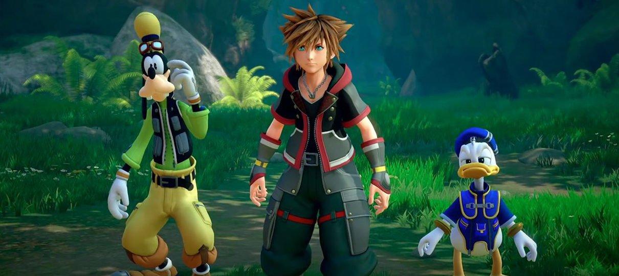 Kingdom Hearts 3 | Data de lançamento será anunciada em junho
