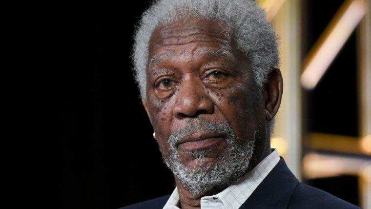 Após investigações, Morgan Freeman vai voltar a trabalhar em série do NatGeo