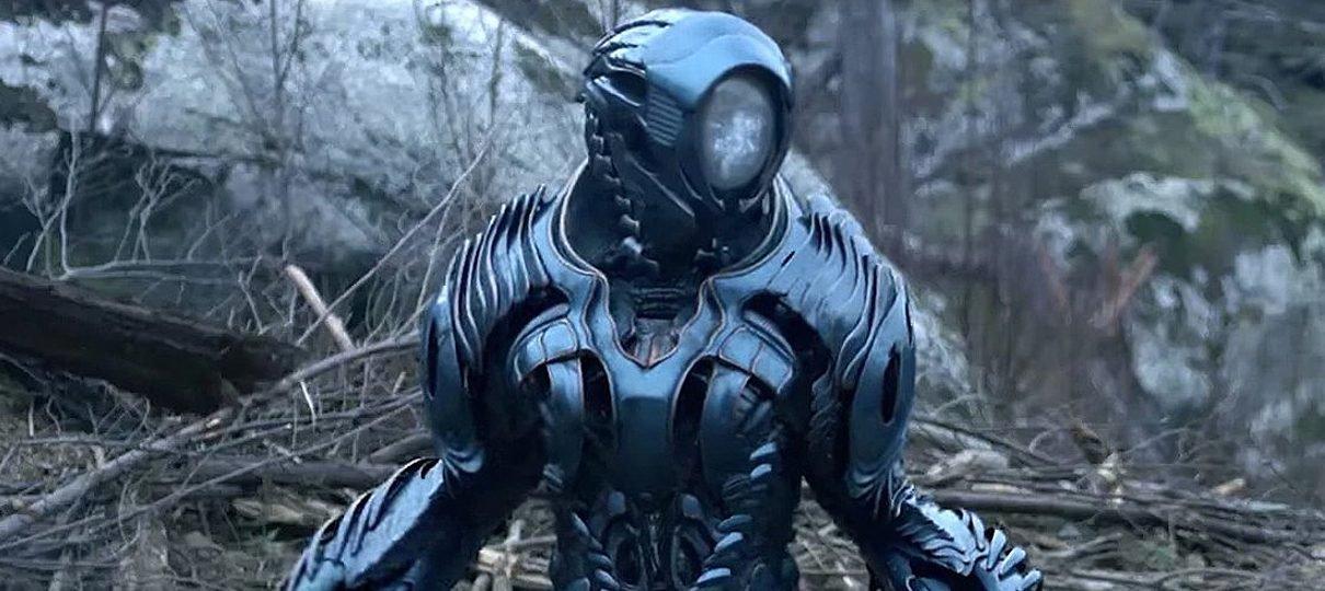 Perdidos no Espaço é renovada para a segunda temporada na Netflix