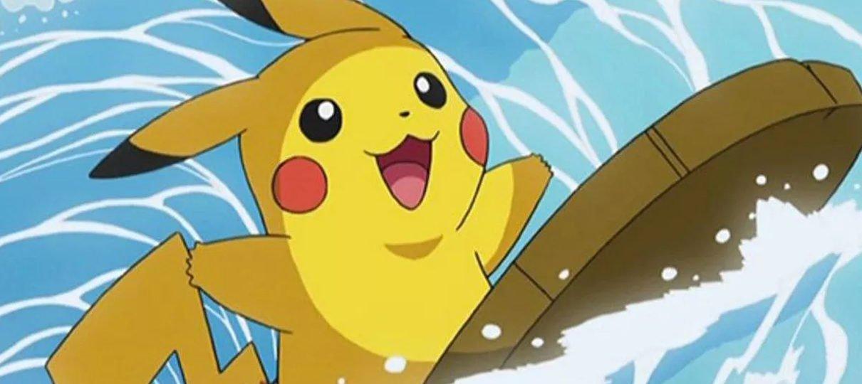 Mangá de Pokémon revela monstrinhos não utilizados da primeira geração