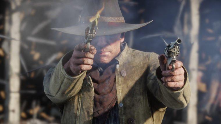 Retorne ao velho oeste com o novo trailer de Red Dead Redemption 2