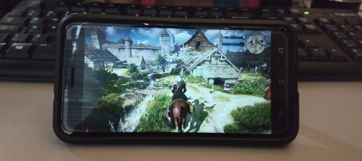 Steam permitirá que usuários façam stream de jogos em dispositivos móveis
