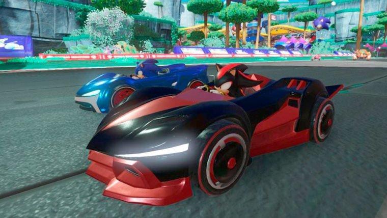 Loja vaza existência de Team Sonic Racing antes da hora