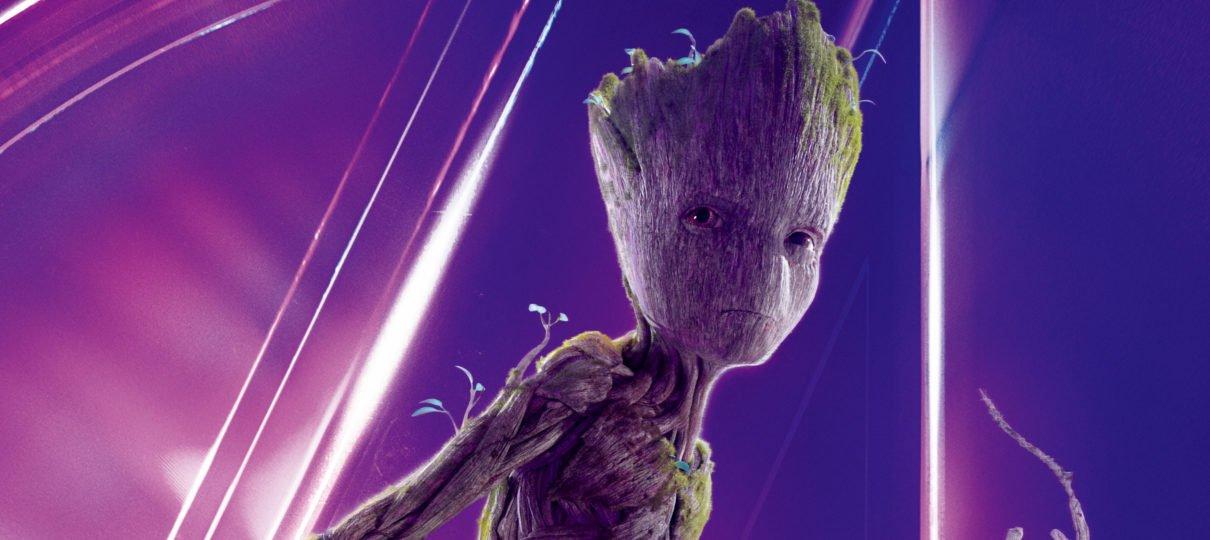 James Gunn revela qual foi a última frase de Groot em Vingadores: Guerra Infinita