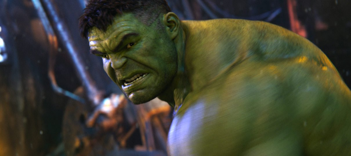 Vingadores: Guerra Infinita | Cena de Hulk nos trailers foi proposital, diz diretor