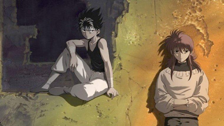 Confira a imagem promocional do OVA de 25 anos de Yu Yu Hakusho