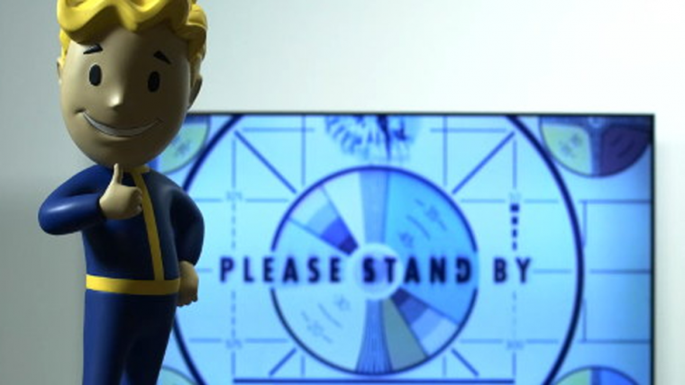 A epopeia do Vault Boy durante o anúncio misterioso de Fallout