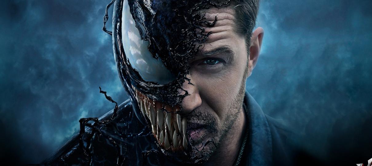 Venom   Site transforma você no simbionte!