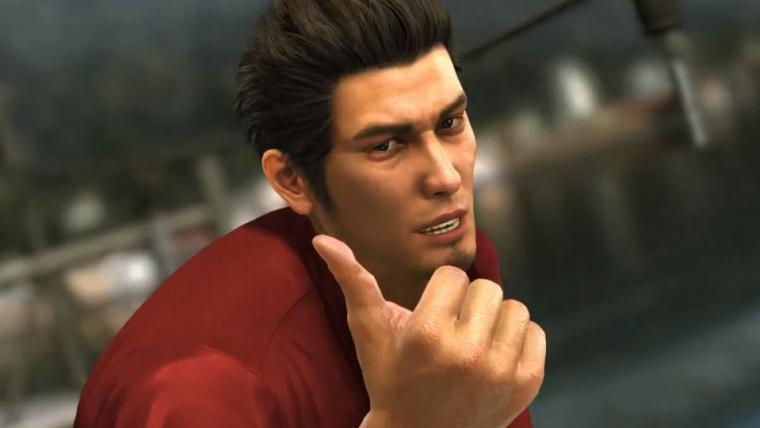 Yakuza 3, 4 e 5 serão remasterizados para o PS4