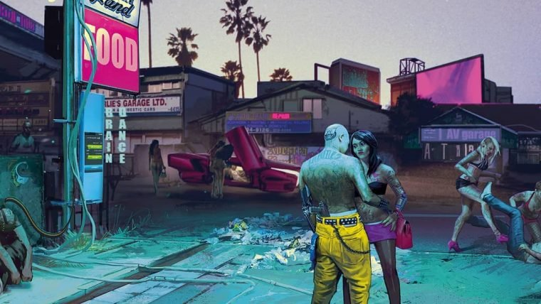 Cyberpunk 2077 | Confira algumas imagens conceituais e entre no clima do jogo