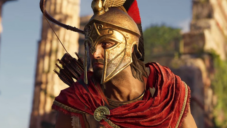 Viva batalhas épicas no primeiro gameplay de Assassin's Creed Odyssey
