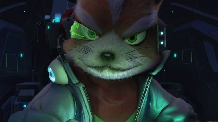 Star Fox estará em Starlink: Battle for Atlas no Switch