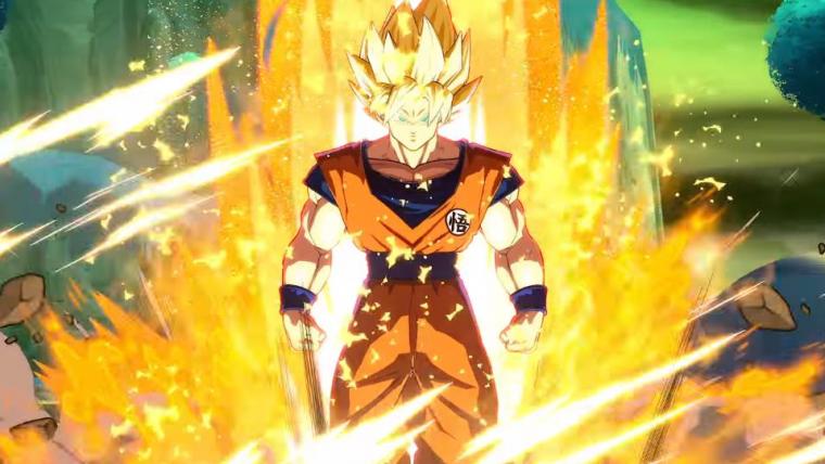 Dragon Ball FighterZ chegará para Nintendo Switch