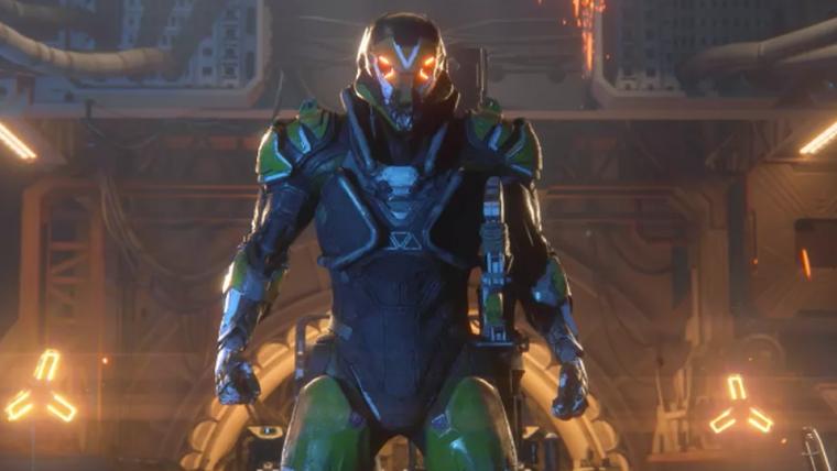 Jogamos! Anthem mostra personalidade em gameplay fluído e cenários gigantes