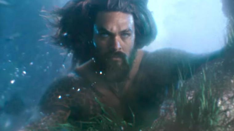 Trailer de Aquaman será divulgado nos próximos dias, diz revista