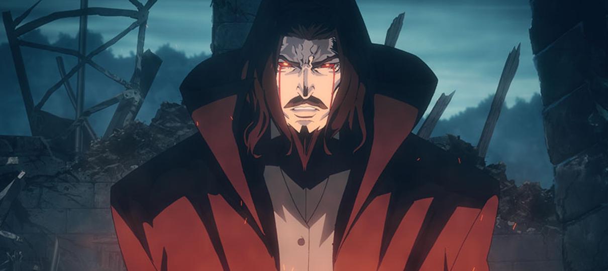 Castlevania | Animação da Netflix terá terceira temporada, afirma ator