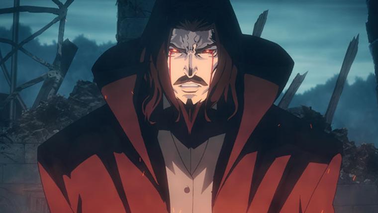 Castlevania   Animação da Netflix terá terceira temporada, afirma ator