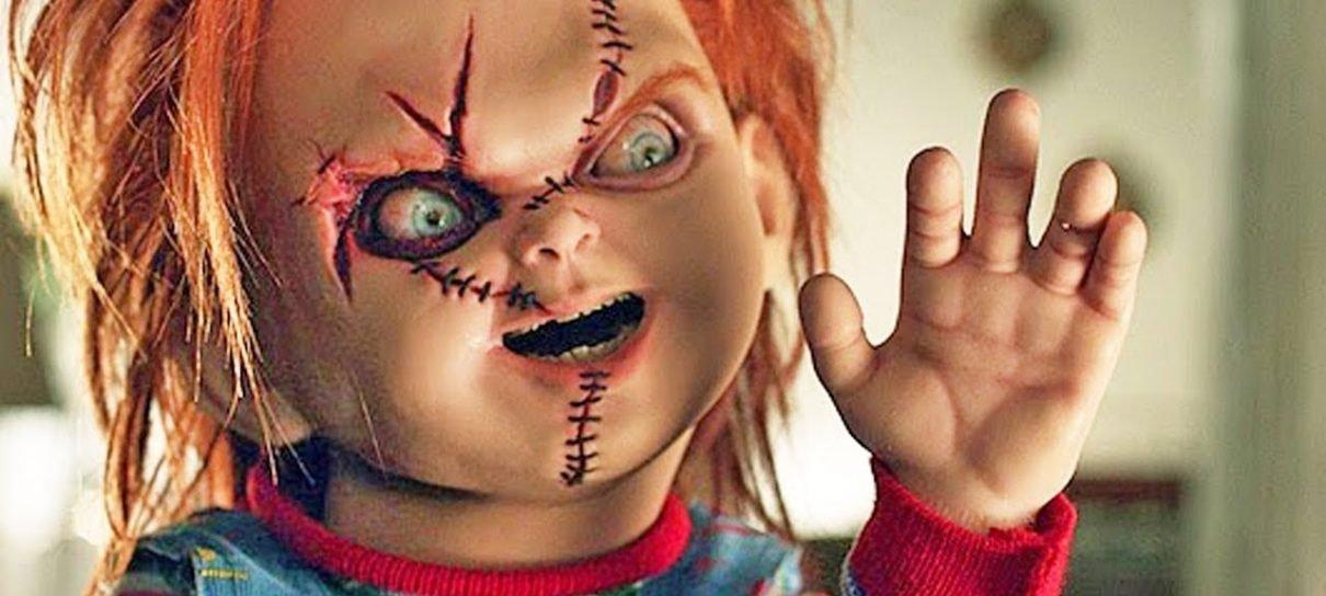 Chucky vai ganhar série de TV no SyFy