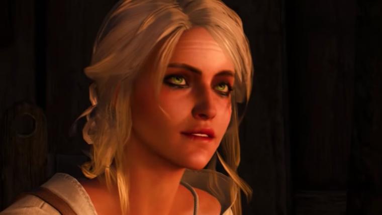 Ciri não vai aparecer em Cyberpunk 2077
