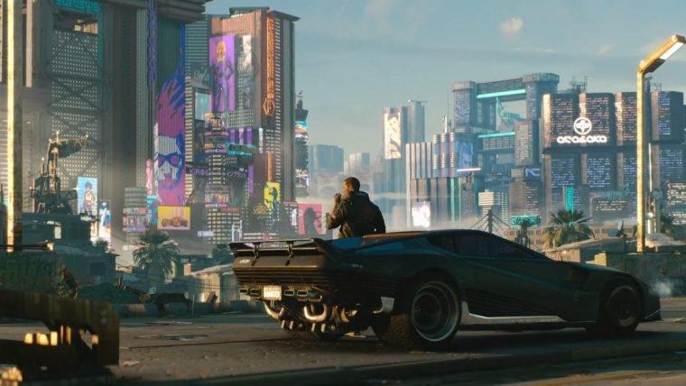 A espera acabou: Cyberpunk 2077 ganha trailer eletrizante na E3 2018
