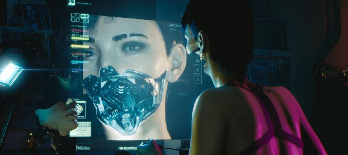 Cyberpunk 2077 terá opções mais diversas de romances