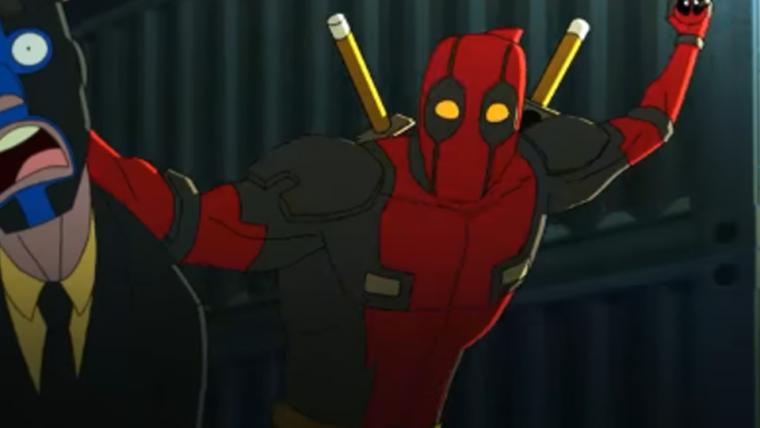 Teste de série animada do Deadpool de Donald Glover vaza na internet; veja