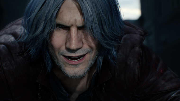 Devil May Cry 5 está 75% pronto