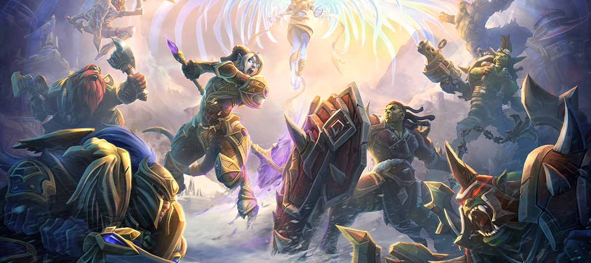 Heroes of the Storm recebe mapa e evento inspirados em World of Warcraft