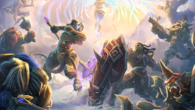 Heroes of the Storm recebe mapa e evento inspirados em World of Warcraft