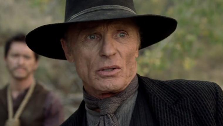 Ed Harris não faz ideia do que está acontecendo em Westworld