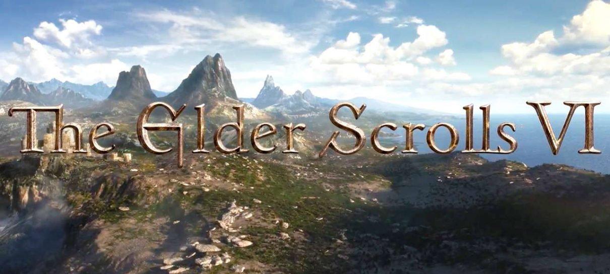 The Elder Scrolls VI não está jogável, confirma Todd Howard