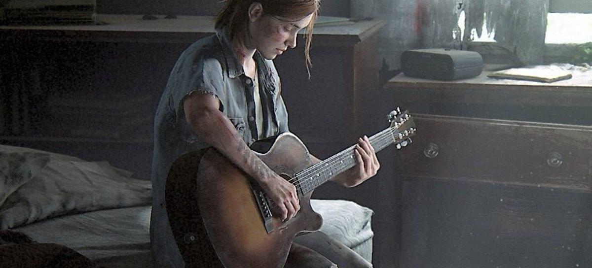 Loja australiana lista The Last of Us 2 para o final deste ano